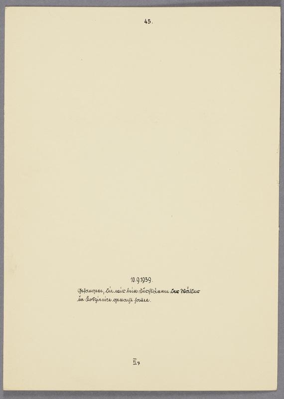 Polnische Kriegsgefangene und Wehrmachtssoldaten, verso