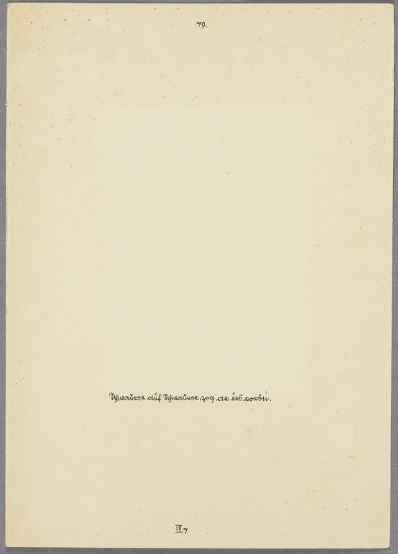 Polnische Kavalleristen in Kriegsgefangenschaft, verso