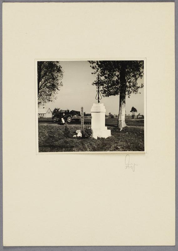 Grab für gefallene Wehrmachtssoldaten bei Szczerców, recto