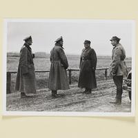 Die Kapitulation des polnischen Generals Franciszek Kleeberg